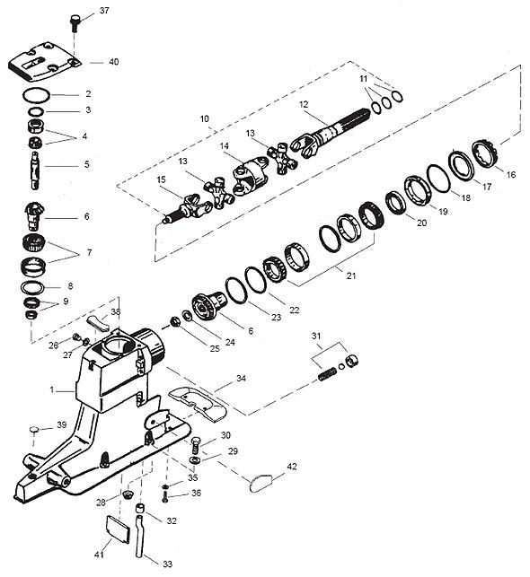 Mercruiser Pages on 4 3 Mercruiser Belt Diagram