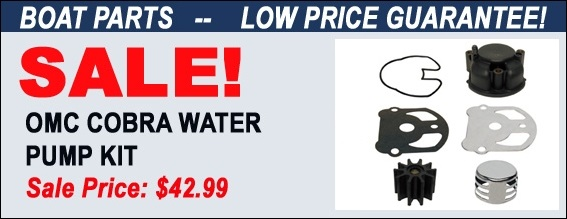 Omc Cobra Water Pump