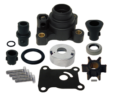 JOHNSON EVINRUDE 9.9HP & 15HP COMPLETE WATER PUMP KIT