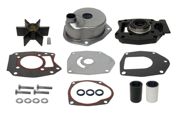 COMPLETE WATER PUMP KIT
