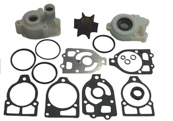 ALPHA ONE COMPLETE WATER PUMP KIT