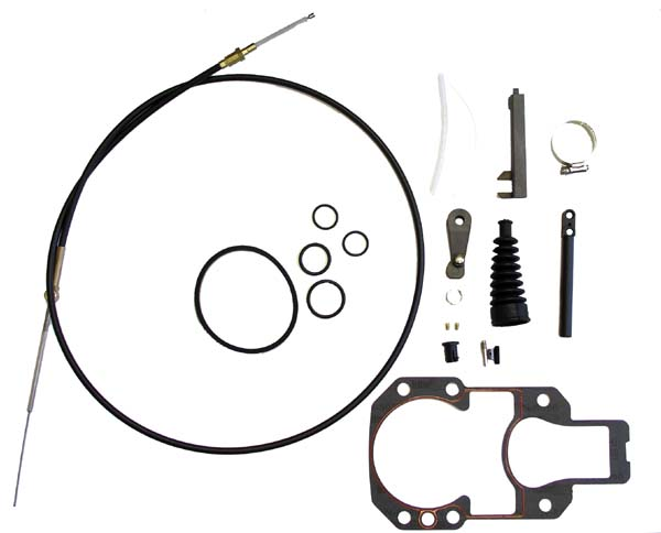 MERCRUISER ALPHA ONE SHIFT CABLE ASSEMBLY KIT