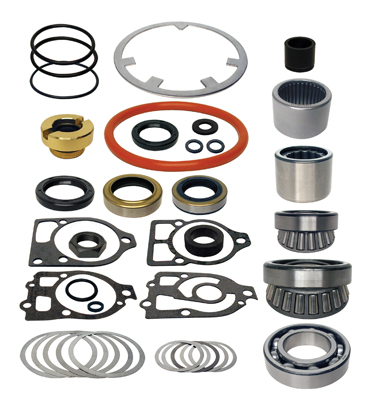 MERCRUISER ALPHA ONE GEARCASE SEAL & BEARING KIT
