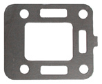 MERCRUISER EXHAUST ELBOW GASKET (OPEN)