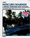 Manual - Mercury/Mariner 2.5-60HP<BR>Merc/Mariner And 20 - 45 HP Jet Drives (1994-1997)