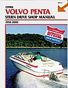 Manual - Volvo Penta Stern Drives<BR>(1994-2000)