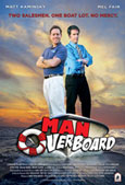 Man Overboard The Movie (dvd)<BR><b>DVD Release Date:</b> December 15, 2009 <br />